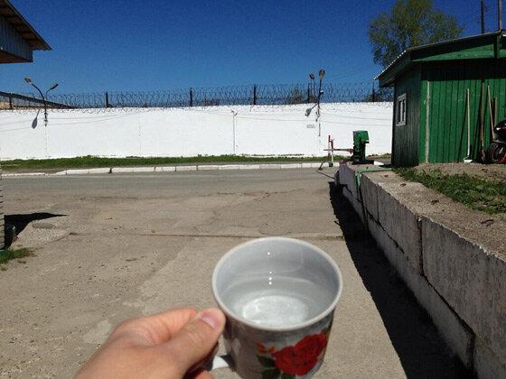 Летний отдых в Березниках: солнце, тюрьма, стакан кипятку — 28 мая 2013 © Пётр Верзилов
