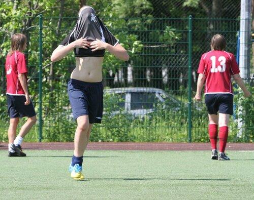 8 «Чемпионат ЖФЛ» по футболу 6х6