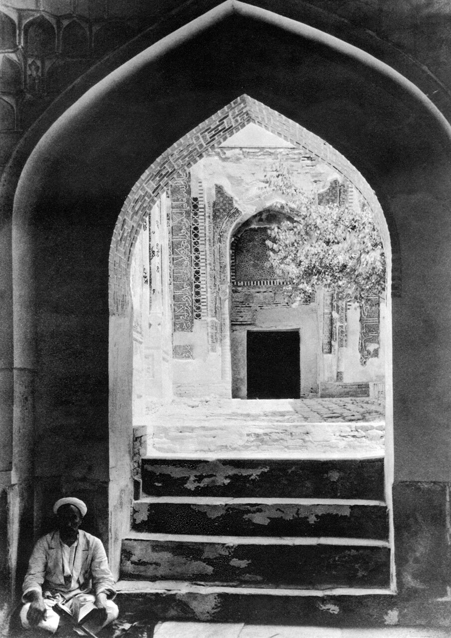 1934. Арка. Самарканд.
