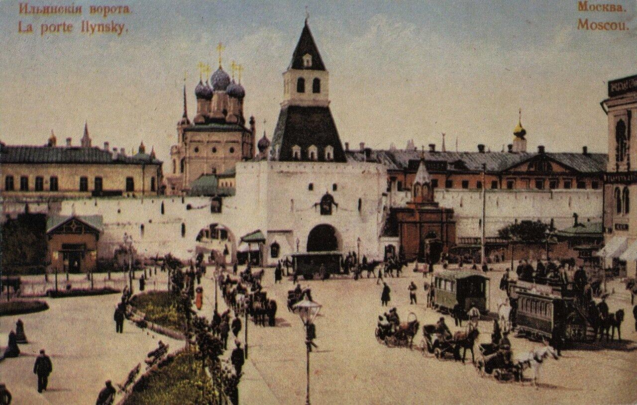 Ильинские ворота