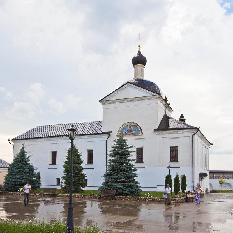 Церковь Покрова Пресвятой Богородицы - Высоцкий монастырь