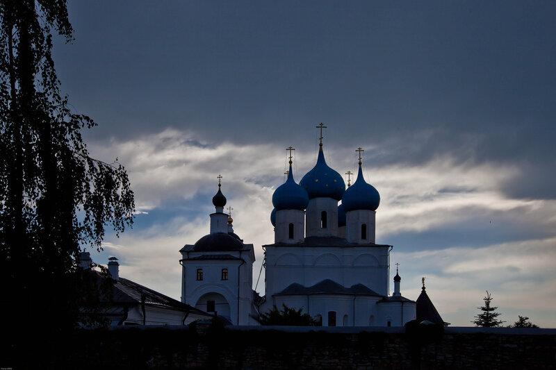 На Закате... - Сепуховской Высоцкий монастырь