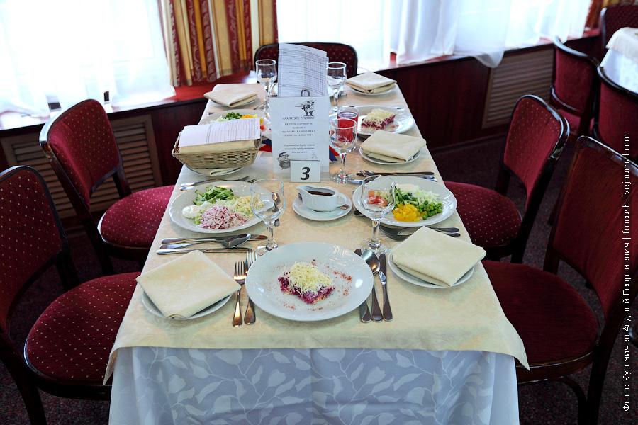 Обед в Ярославле
