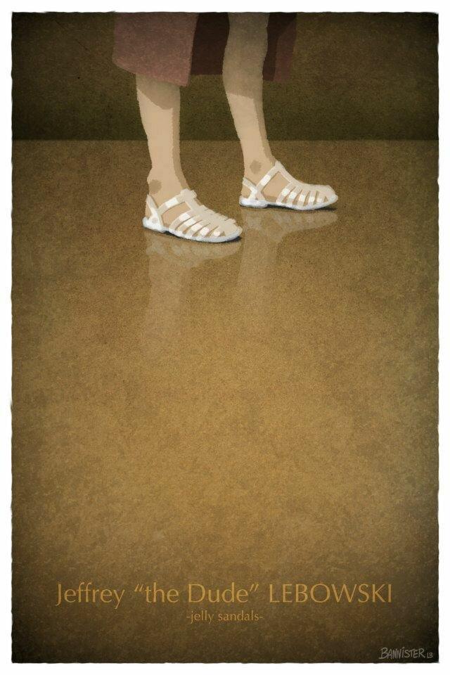 Nicolas Bannister, Iconic Footwear