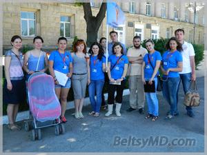 Участники «Доброй Молдавии» навестили ветеранов