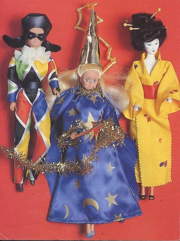 Карнавал.Одежда для кукол. 26