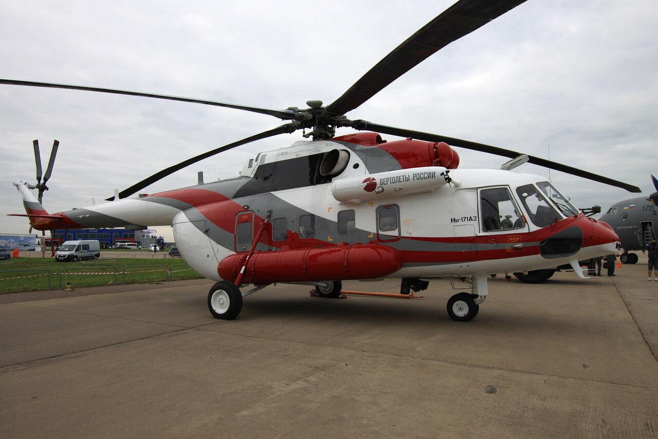 ЕС не пустил на авиавыставку «Вертолеты России»