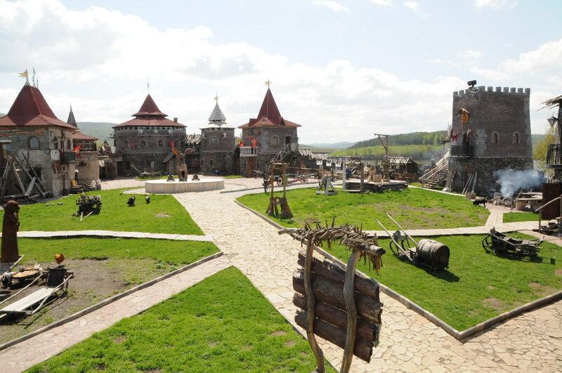Площадь на острове Орла (20.06.2013)