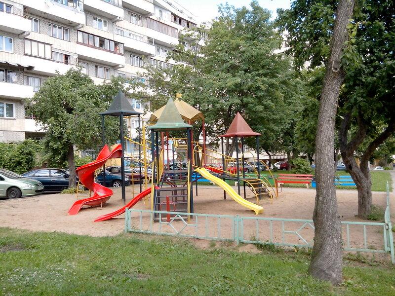 детские площадки Минск