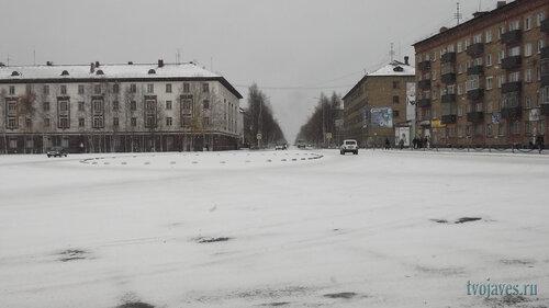Фото города Инта №5997  Кирова 38, 29 и 31 01.10.2013_12:19