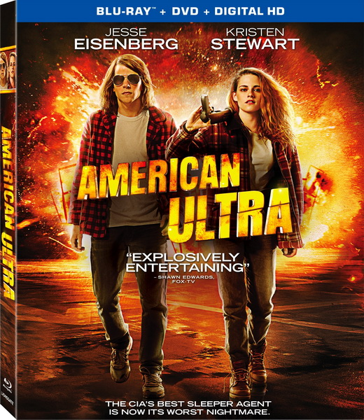 ���������������� / American Ultra (2015/BDRip/HDRip)
