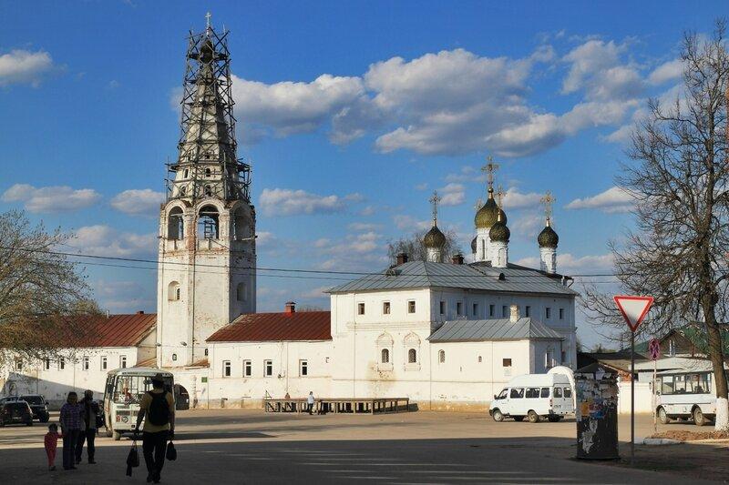 Свято-Сретенский монастырь, Гороховец