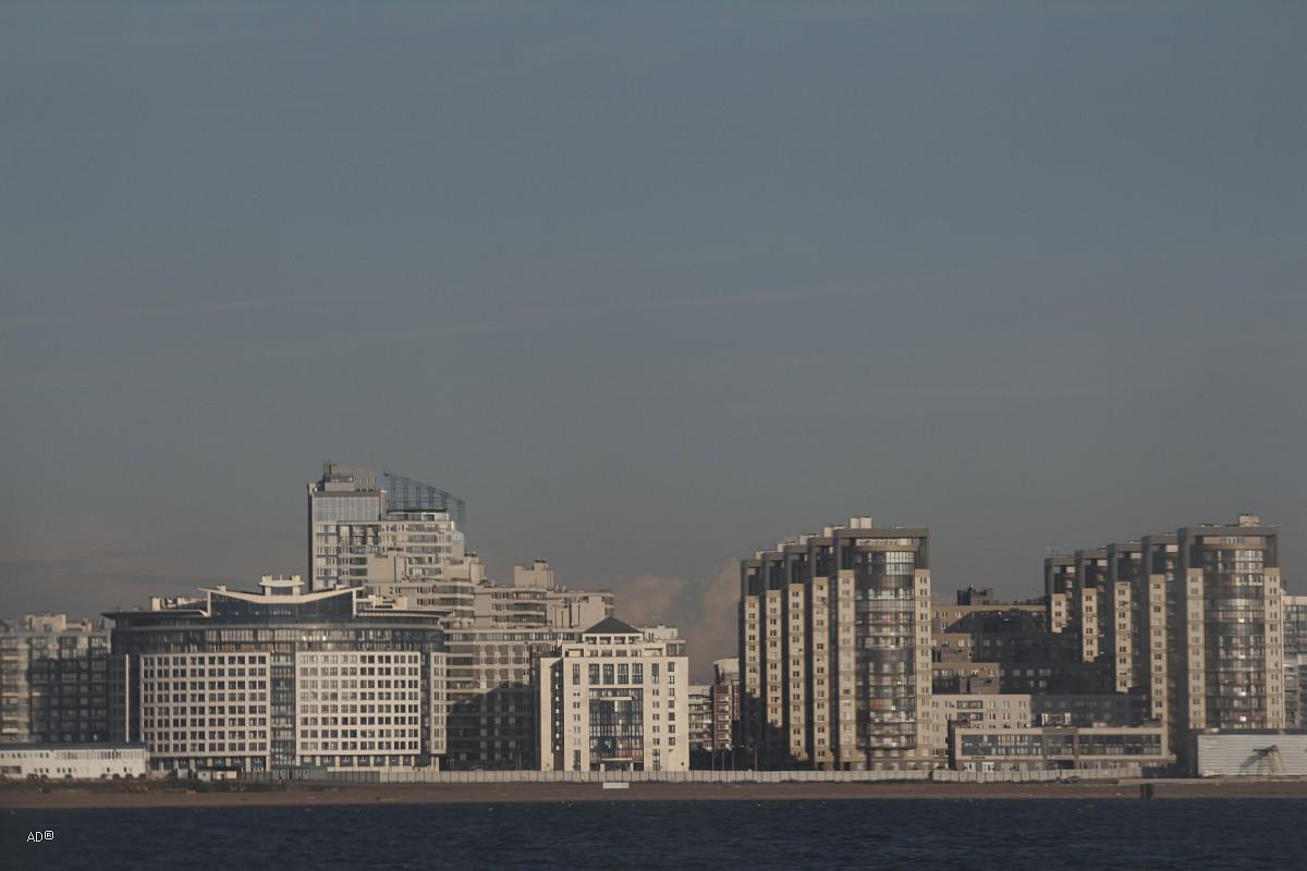 Жилые комплексы «Морской Фасад» и «Морской Каскад»