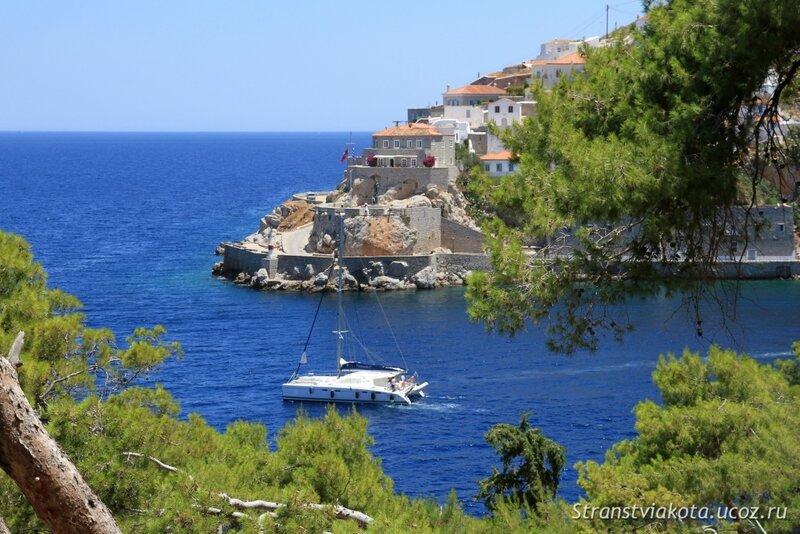 Греция, Саронические острова, Гидра