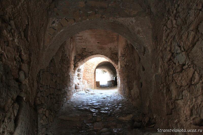 Пелопоннес, Монемвасия
