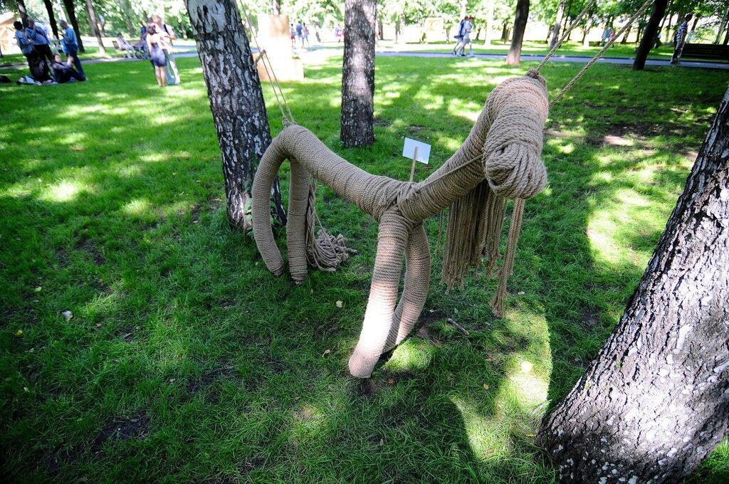 Фестиваль современного российского искусства ФОРМА