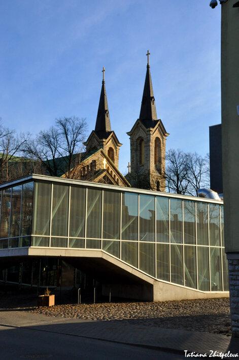Kaarli kirik Tallinnas