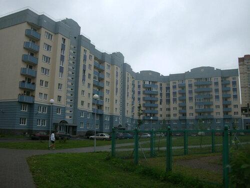 ул. Маршала Захарова 18к2