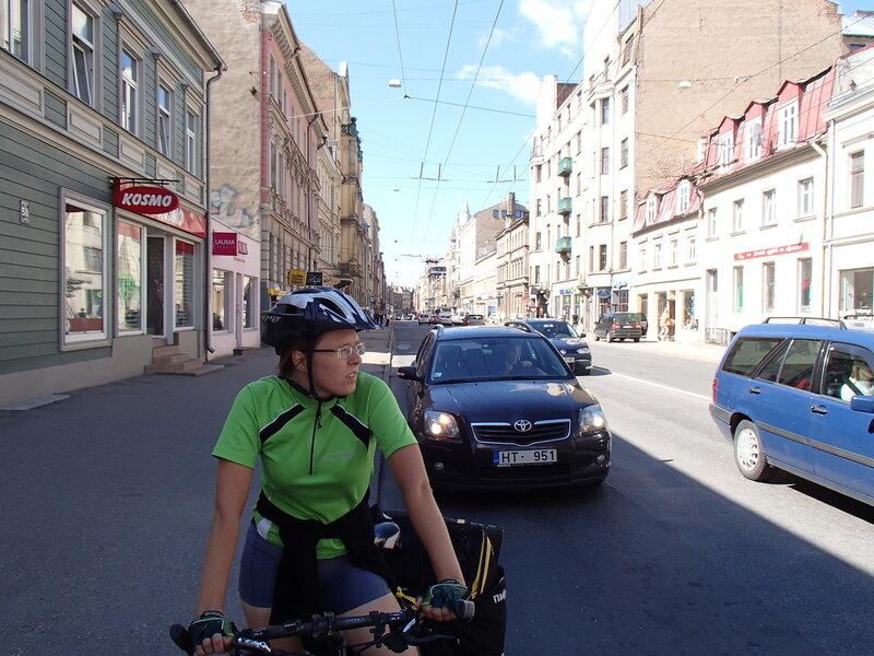 улицы Риги