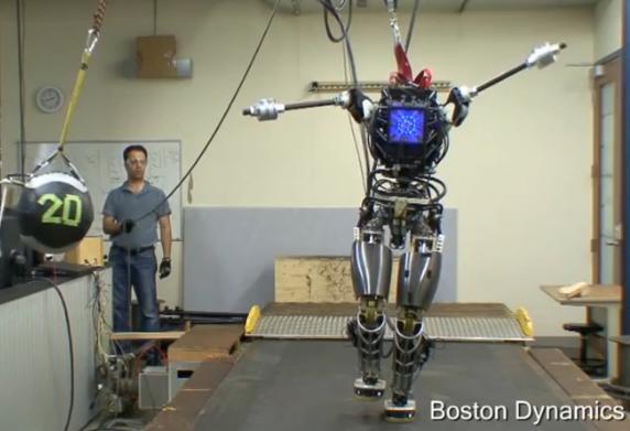 Роботы придут на смену человеку? Становится жутко