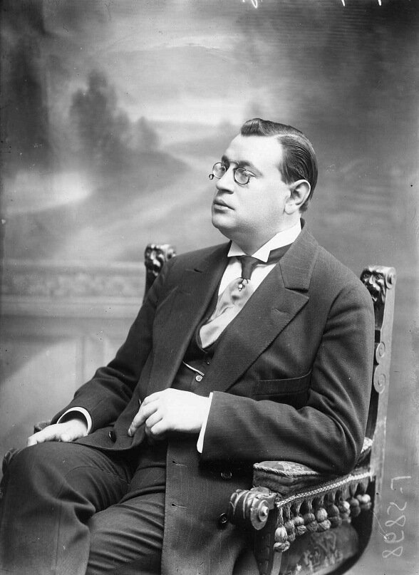 Аркадий Аверченко. 1913 г.