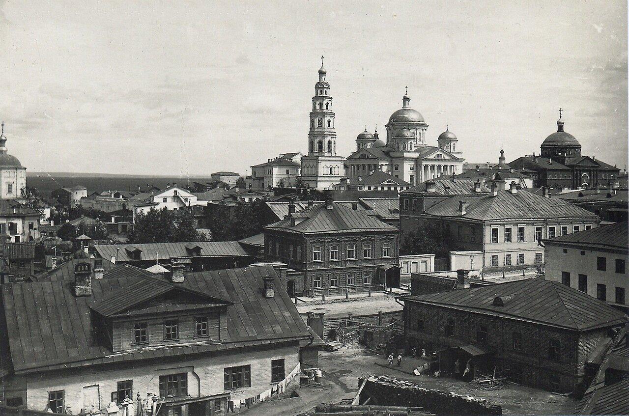 Казань. Общий вид. 1890-1900-е