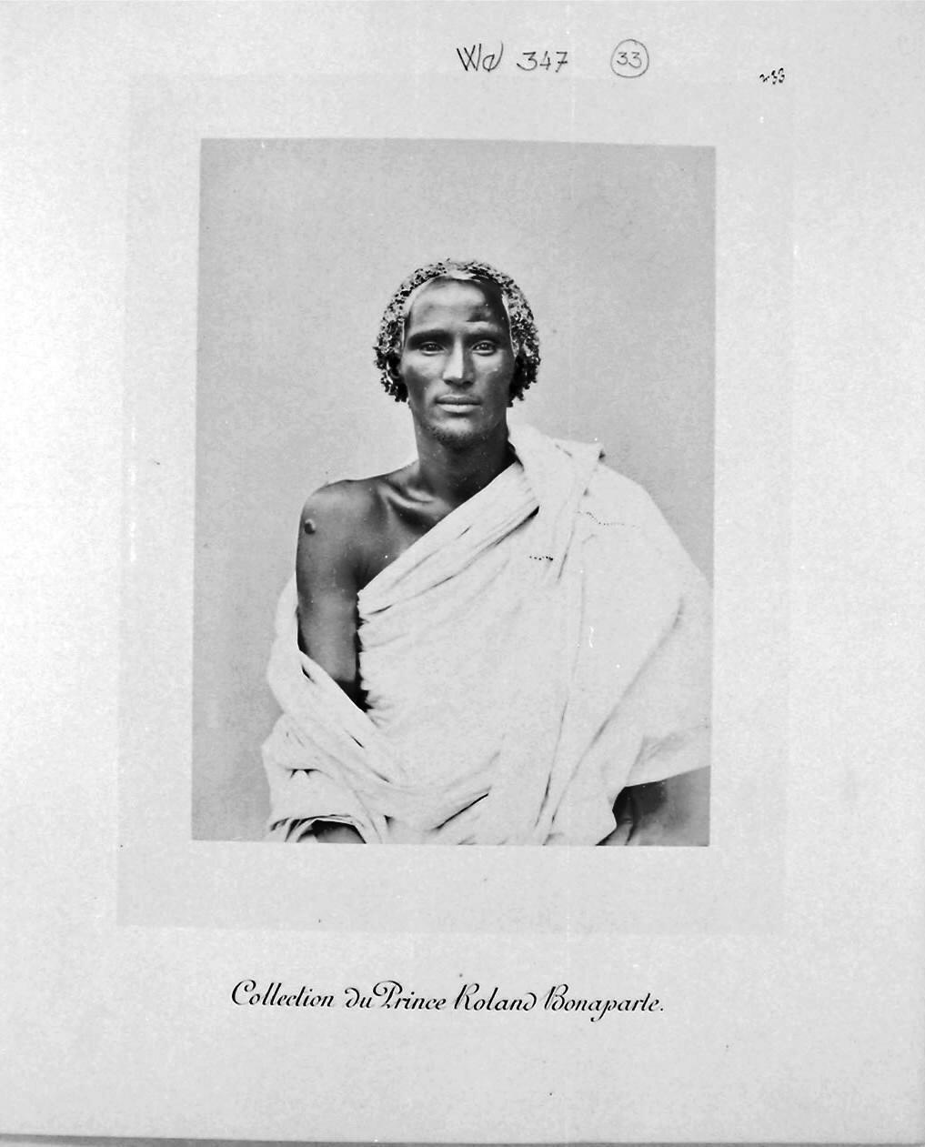 Бечри Обахли, племя Хабар-аваль, 26 лет