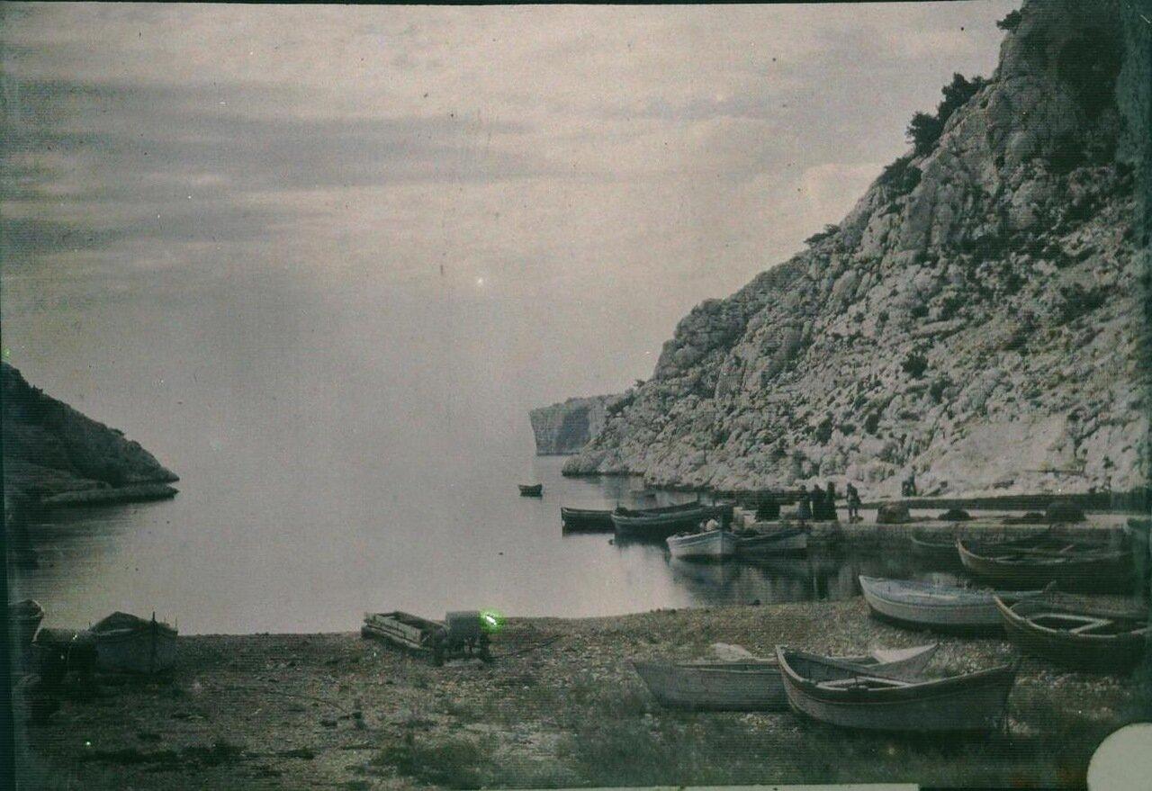 Бухта Моржиу