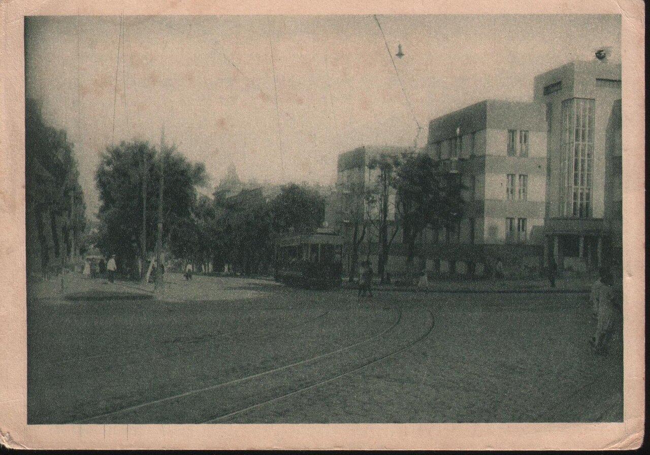 Новый дом Совторгфлота 1931
