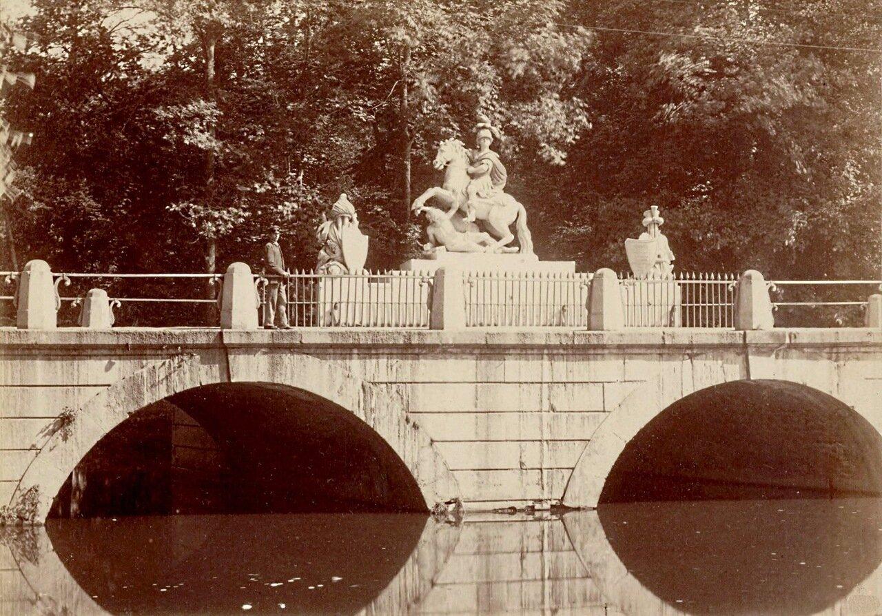 Памятник Яну III Собескому. 1870