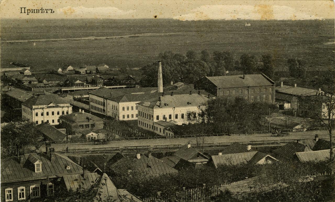 Фабрика товарищества С.И. Сенькова