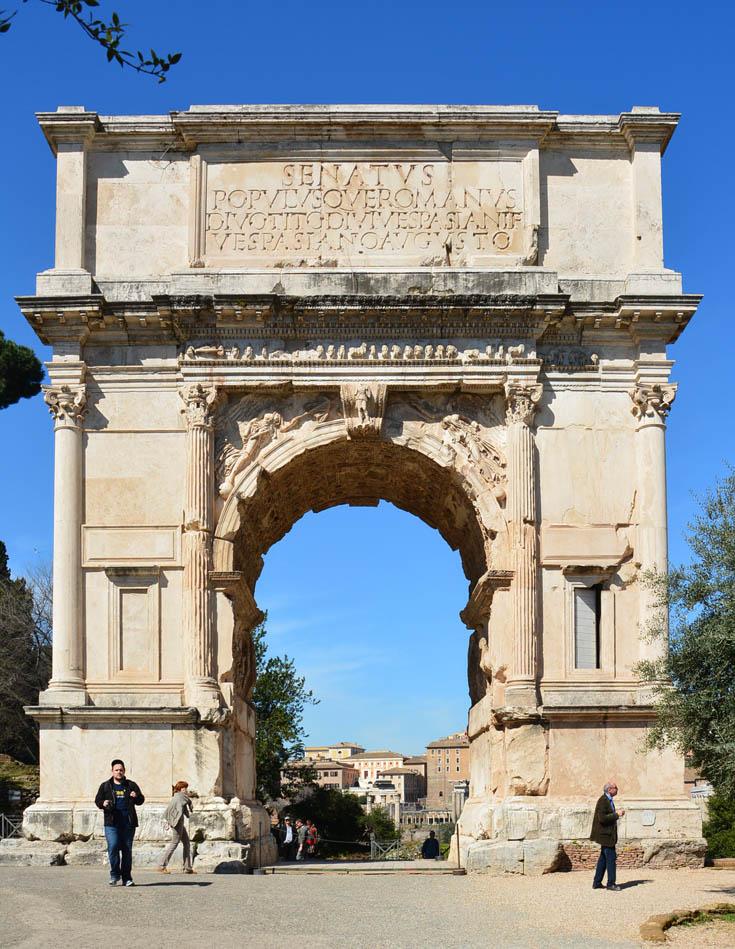 арка Тита