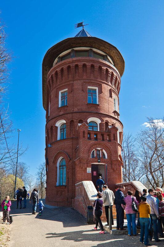 Водонапорная башня во Владимире - музей Старого Владимира