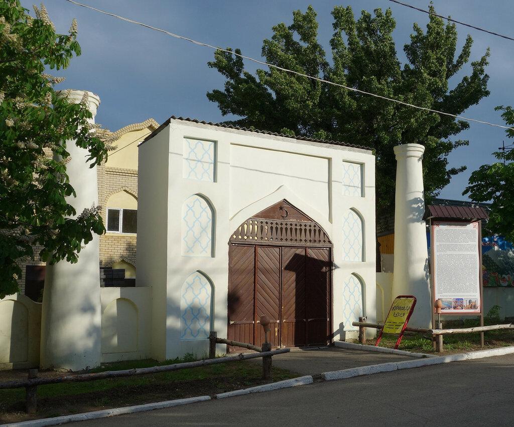 узбекское подворье-кишлак