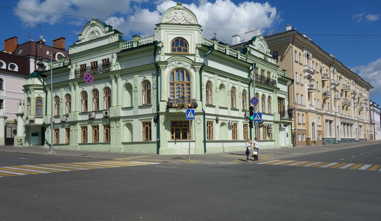 особняк Сахарова