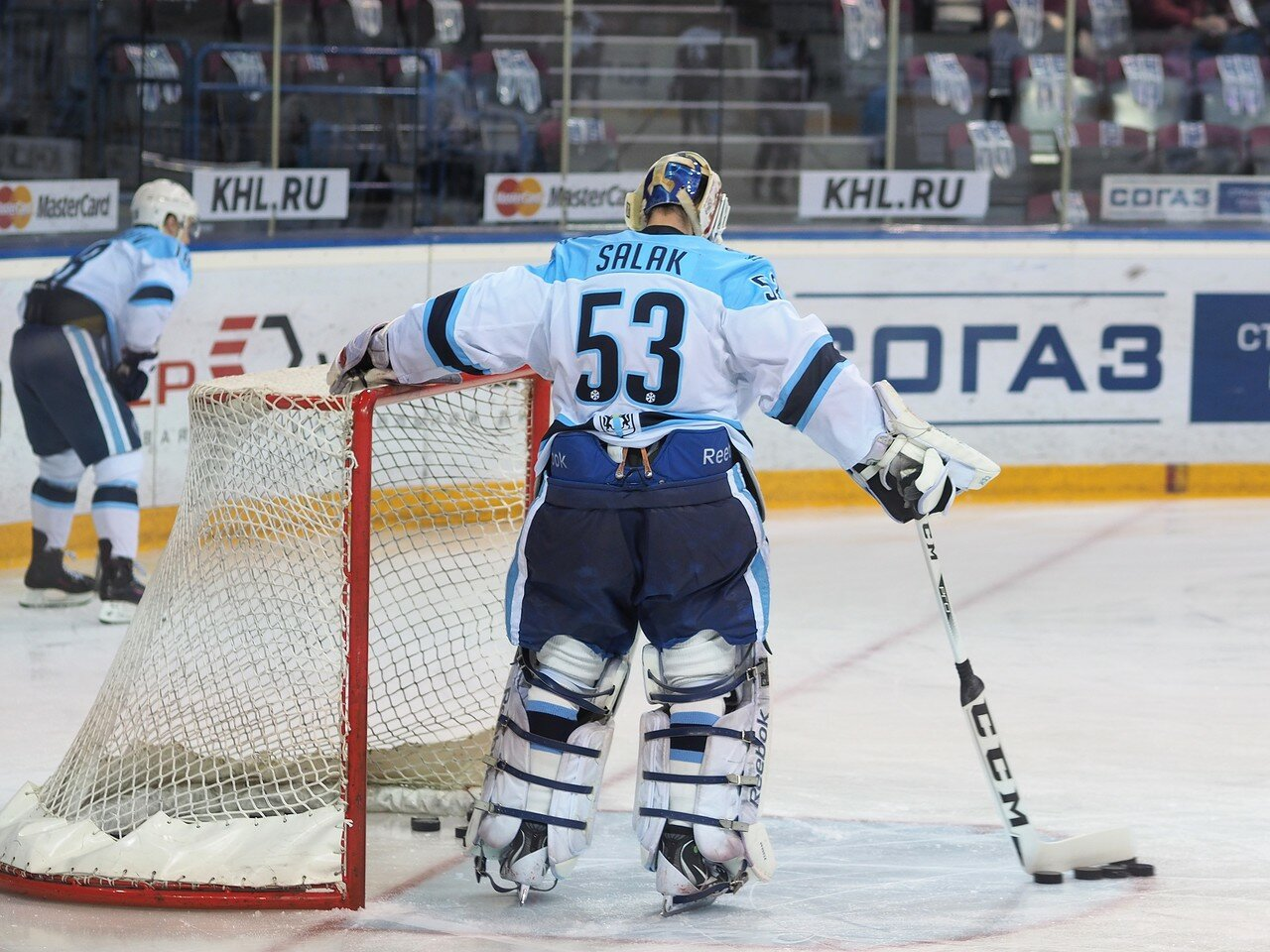 18Восток 1/2 плей-офф Металлург - Сибирь 08.03.2016