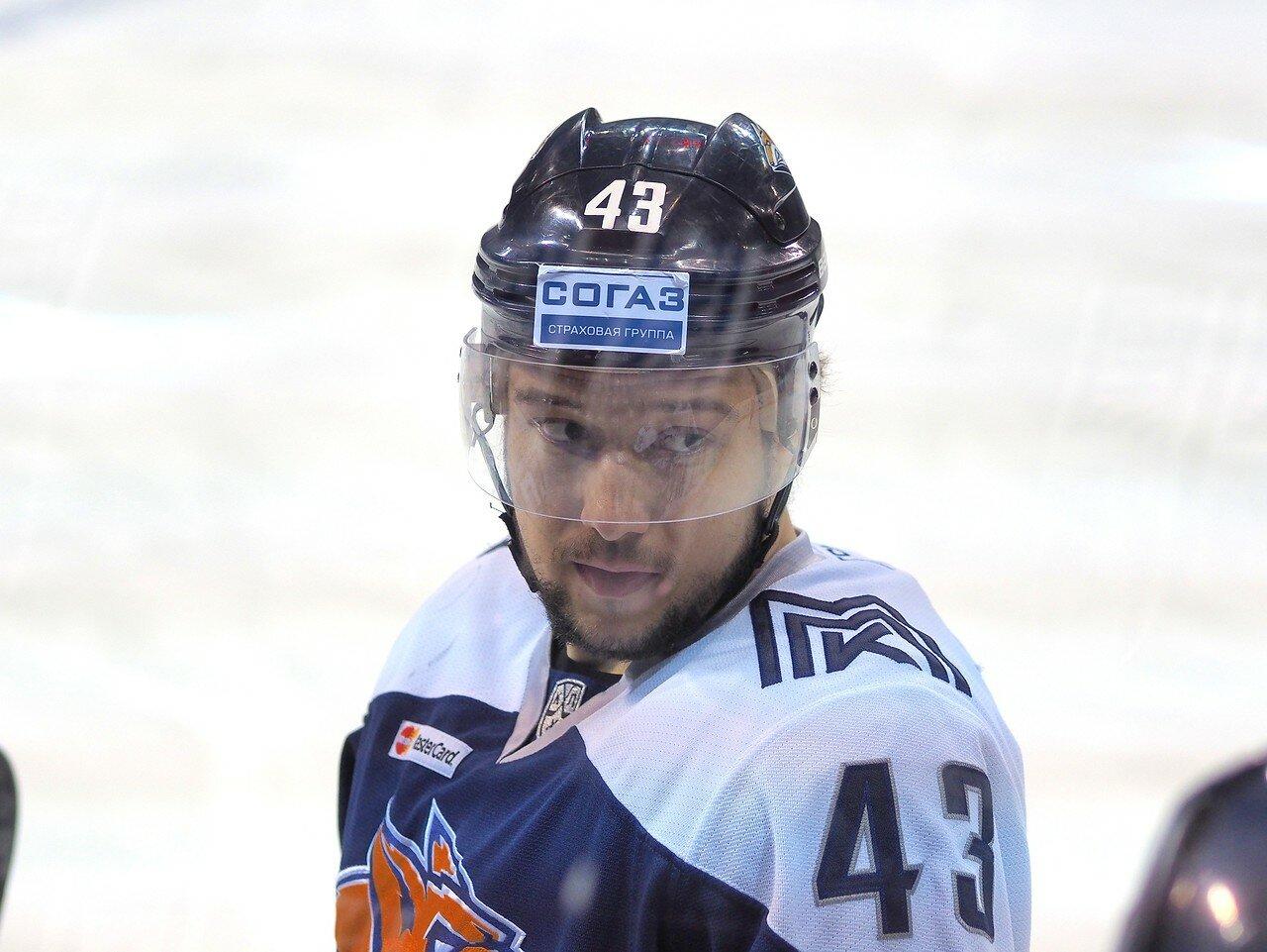 22Восток 1/2 плей-офф Металлург - Сибирь 08.03.2016