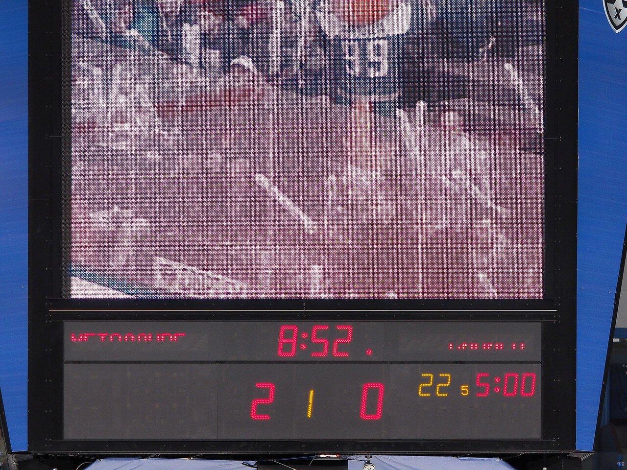 78Восток 1/2 плей-офф Металлург - Сибирь 08.03.2016