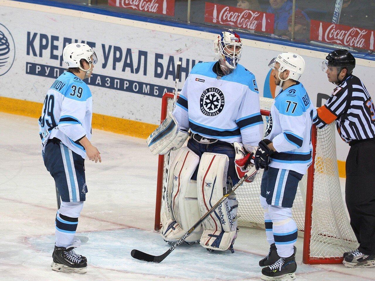 88Восток 1/2 плей-офф Металлург - Сибирь 08.03.2016