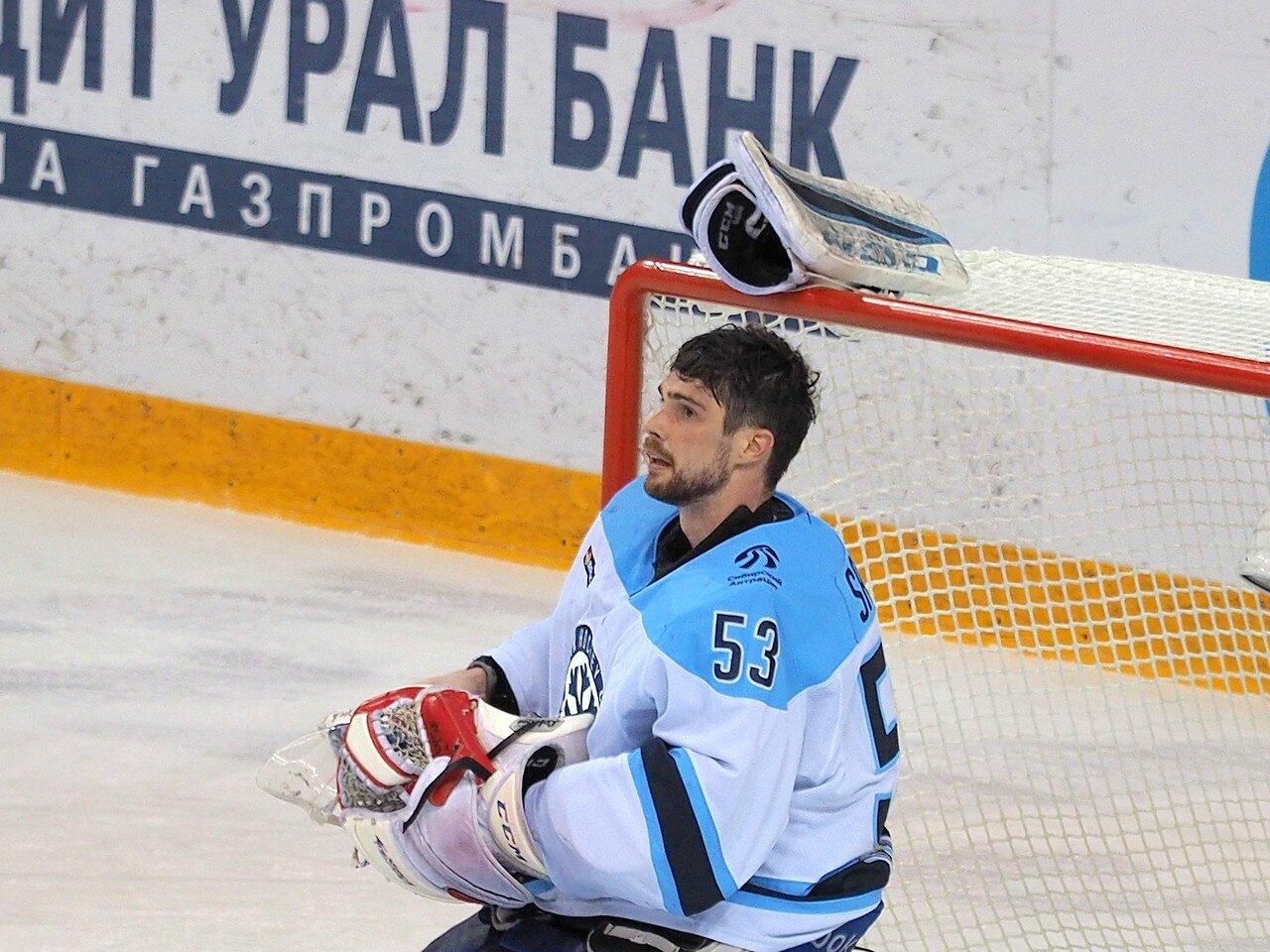 102Восток 1/2 плей-офф Металлург - Сибирь 08.03.2016