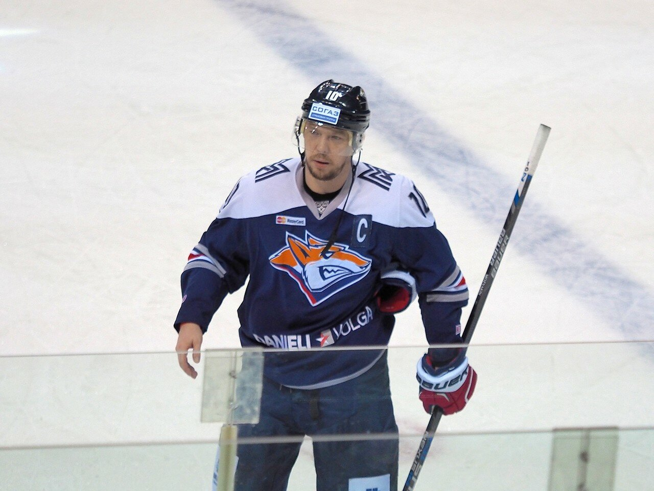 133Восток 1/2 плей-офф Металлург - Сибирь 08.03.2016