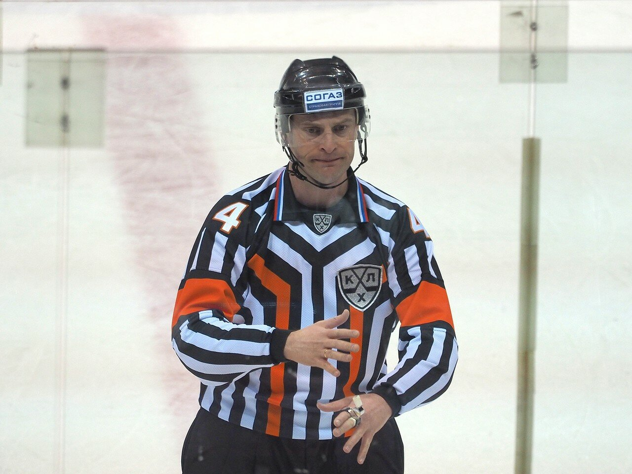 77Плей-офф 2016 Восток 1/2 Металлург - Сибирь 10.03.2016