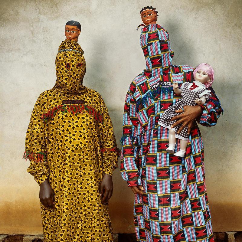 Странная африканская мода