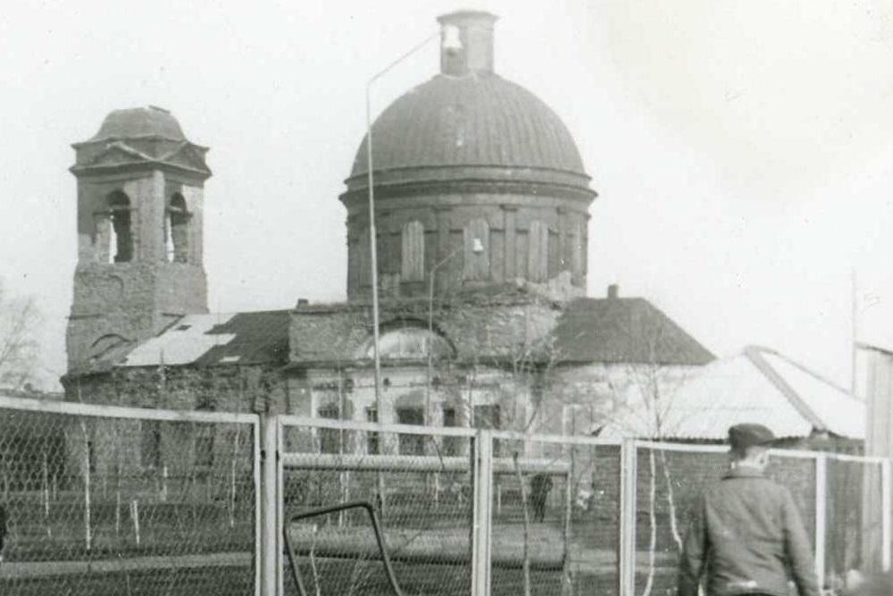 Бетьки. Церковь Владимирской иконы Божией Матери.