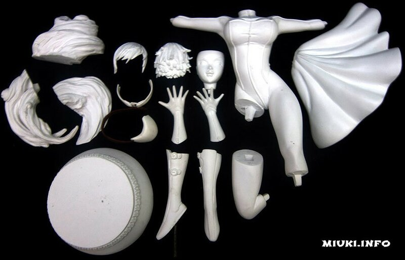 Фигурки персонажей Гараж кит