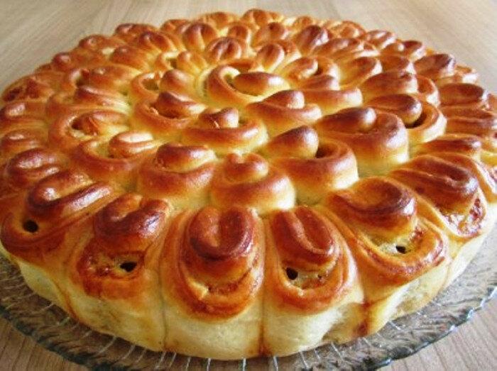 Пироги рецепты с сайт