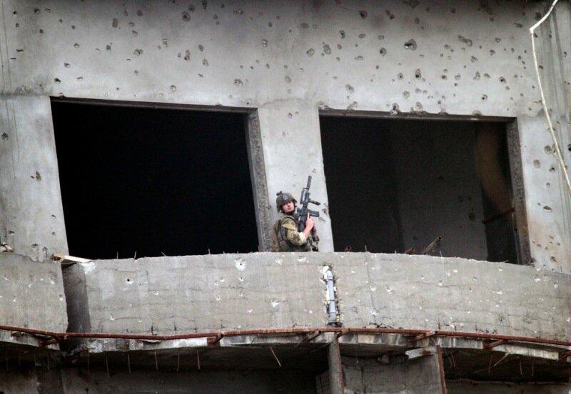 Американские военные в Афганистане 26
