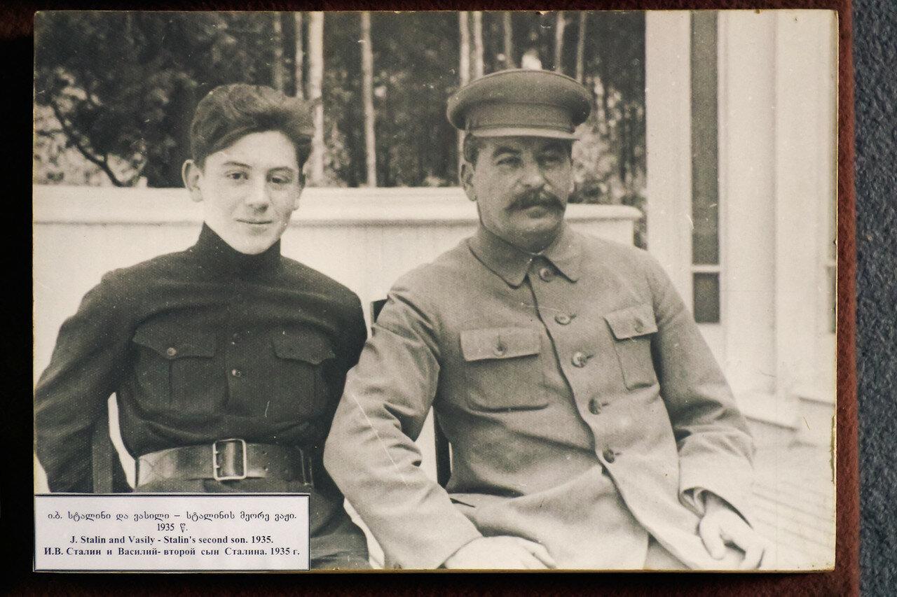 Василий Сталин: биография, личная жизнь, жены, дети 62