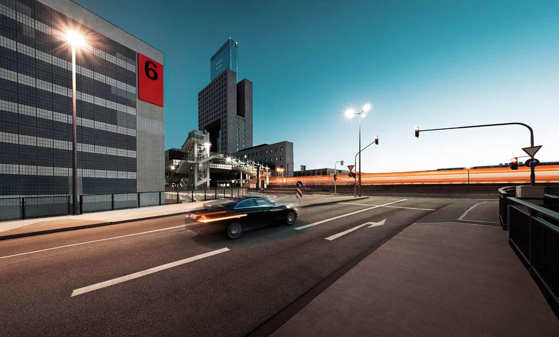 Фотограф Johannes Heuckeroth и архитектура Франкфурта