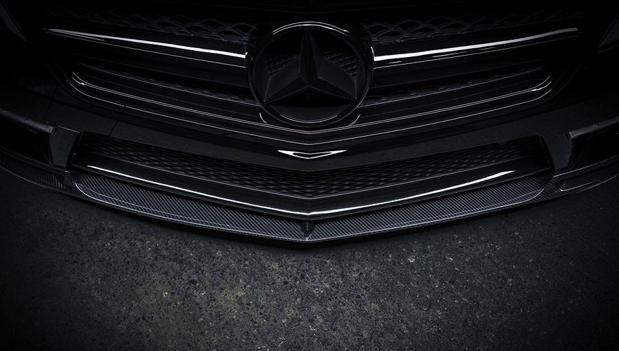 Vorsteiner сделали боди-кит для Mercedes-Benz CLS63 AMG